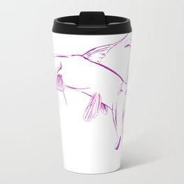 Purrmaid Travel Mug