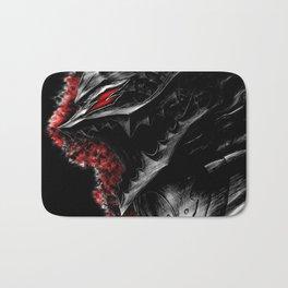 Berserk Demon Armor Bath Mat