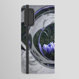 First blossoms of another spring Android Wallet Case