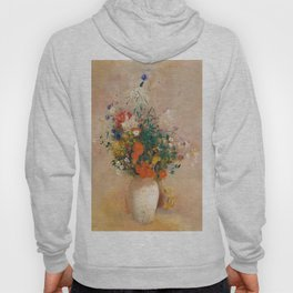 Odilon Redon - Vase of Flowers (1906) Hoody