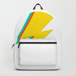 Lightning bolt (yellow Version) Backpack