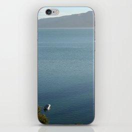 The Gentle Harbour iPhone Skin