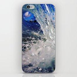 Crystal Cylinder iPhone Skin