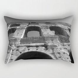 Roman Architecture at its Best Rectangular Pillow