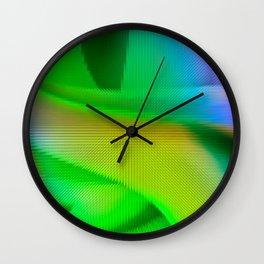 Modern Design in The Digital Dimension Wall Clock