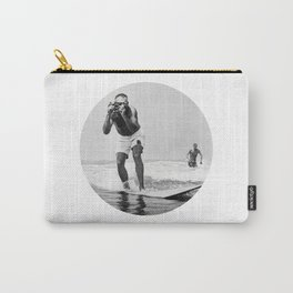 The Surfing Photographer Carry-All Pouch
