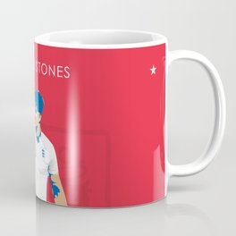 John Stones - Kicks & Stones Coffee Mug