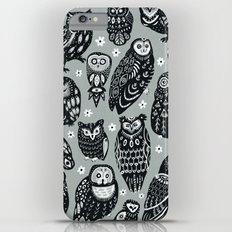 Flock of Owls Slim Case iPhone 6 Plus