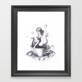 Tranquili-Tea  Framed Art Print