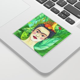 Chiquita Frida Sticker