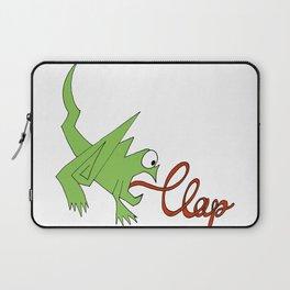 Clap 2013 Laptop Sleeve