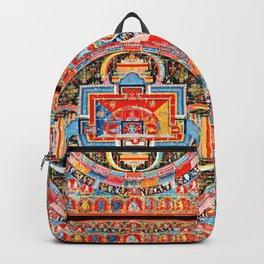 Mandala Buddhist 6 Backpack
