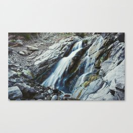 The Long Fall Canvas Print
