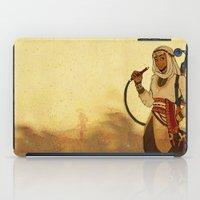 aladdin iPad Cases featuring Modern Day Aladdin by Sako Tumi