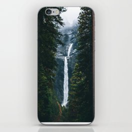 Yosemite Falls - Yosemite National Park, California iPhone Skin