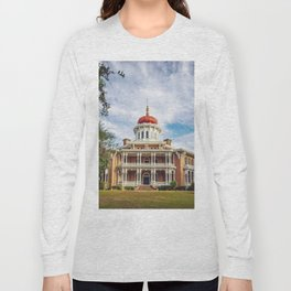 Longwood Home in Natchez Long Sleeve T-shirt