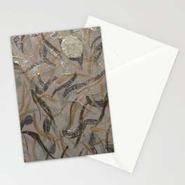 Stars On A Moon Lit Night Stationery Cards