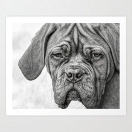 Wrinkle in Time Art Print