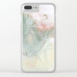 Eggshells (The Sweven Project) Clear iPhone Case