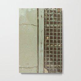 split. Metal Print