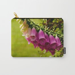 Digitalis flower Carry-All Pouch