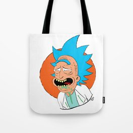 The rickest Rick Tote Bag