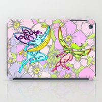 pixies iPad Cases featuring Pixies by Knot Your World