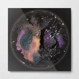 Interspace Metal Print