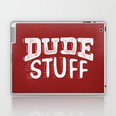 Dude Stuff Laptop & iPad Skin