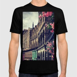 Victoria Street in Spring T-shirt