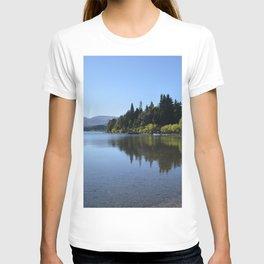 Lolog Lake, Patagonia T-shirt