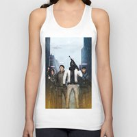 youtube Tank Tops featuring Youtube Gamers by Meder Taab