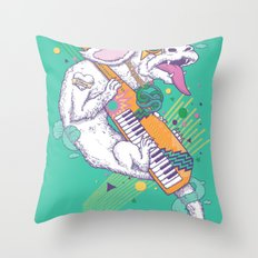 NeverEnding Solo Throw Pillow
