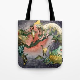 The Friend of Foes Tote Bag