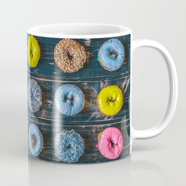 Vegan Donut Party Coffee Mug