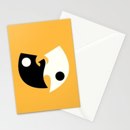 Wu Tang Yin Yang Stationery Cards