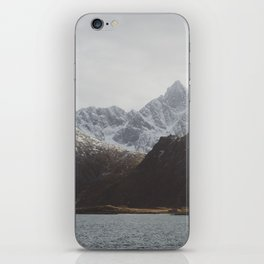Vintage Mountain 08 iPhone Skin