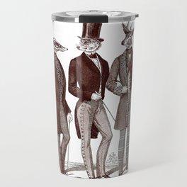 Gentlemen in the Woods Travel Mug