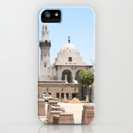 Temple of Luxor, no. 15 iPhone Case