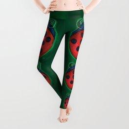 Ladybug Leggings
