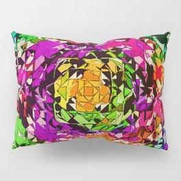 Pinwheel Pillow Sham