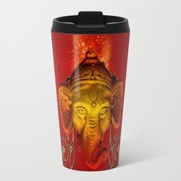 The god Ganesha Travel Mug