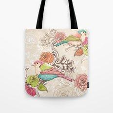 Country Garden Tote Bag