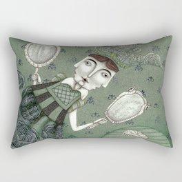 Schneewittchen-The New Queen Rectangular Pillow