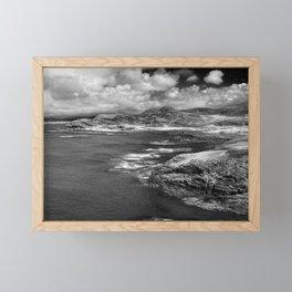 Scottish Bays Framed Mini Art Print