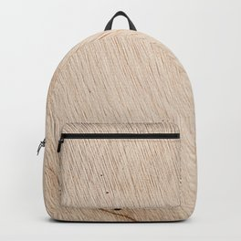 Real Wood Texture / Print Backpack