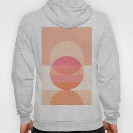 Abstraction_SUNSET_HORIZON_POP_ART_Minimalism_033A Hoody
