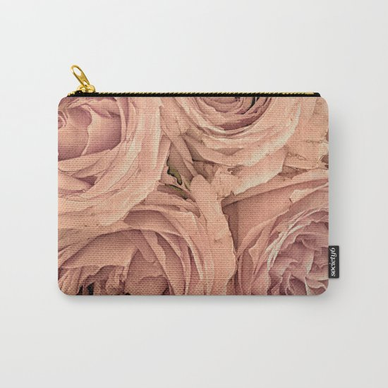 Romantic roses(14) Carry-All Pouch