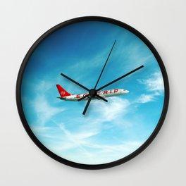 Egotrip Wall Clock