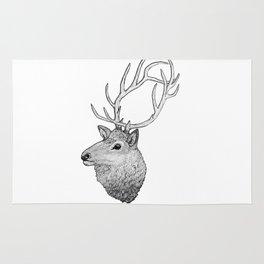 Elk Rug